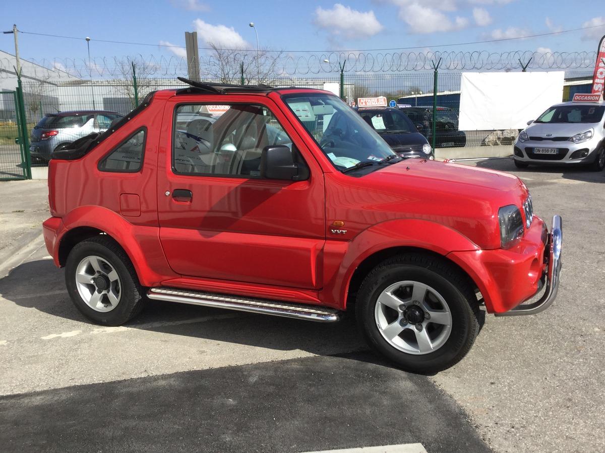 Suzuki Jimny Cabrio* ****