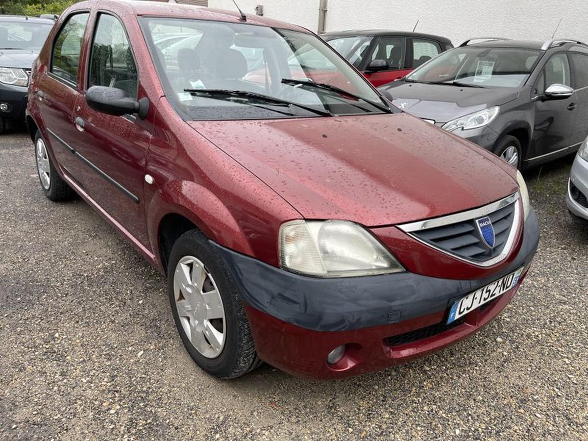 Dacia Logan 1.6 mpi 90 cv Lauréate Clim