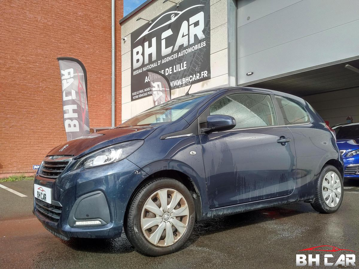 Peugeot 108 1.0 Vti 68 Active Top
