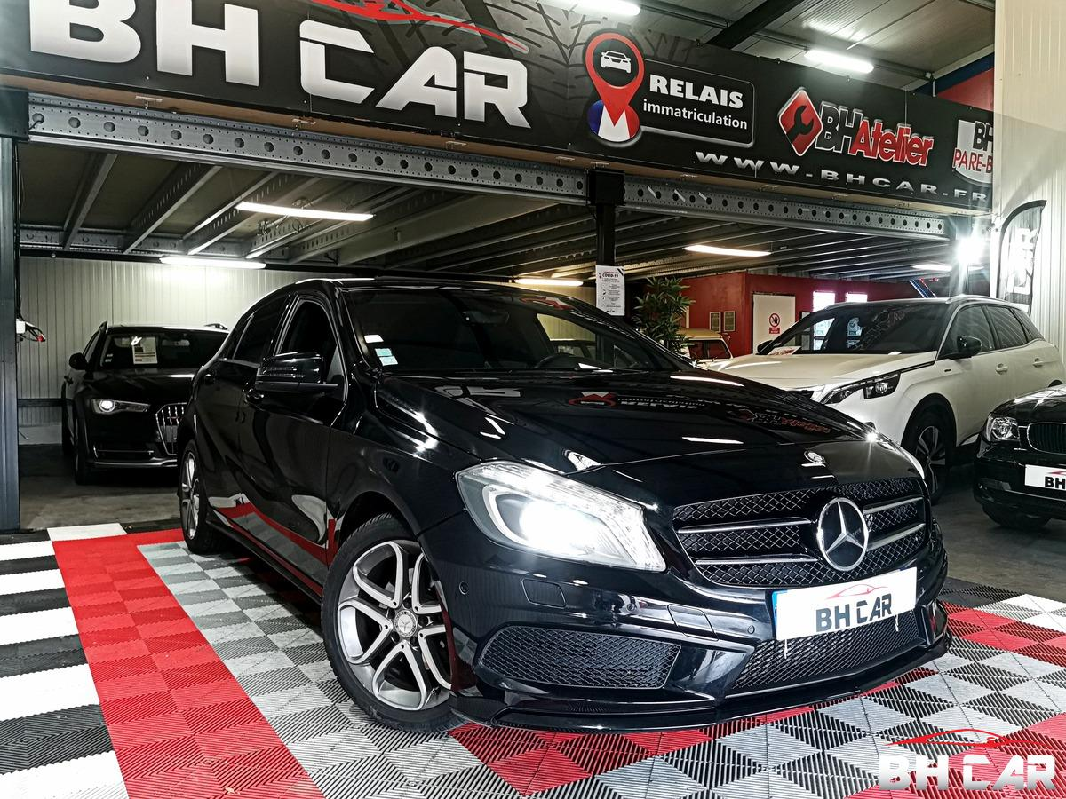 Mercedes Classe A 200 Fascination AMG 7G-dct 136ch