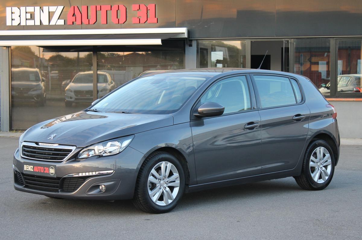 Peugeot 308 1.6 BlueHDi 100ch Active Business S&S