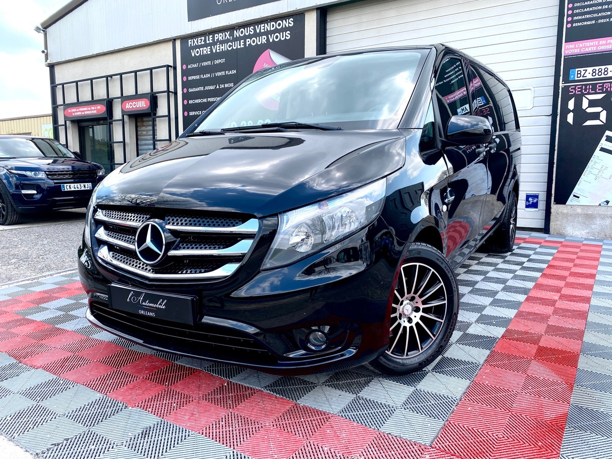 Mercedes Vito 114 CDI Long Select BVA HT*