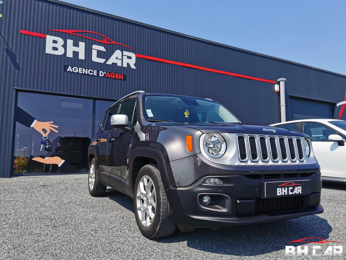 Jeep Renegade 1.6 120 ch Limited