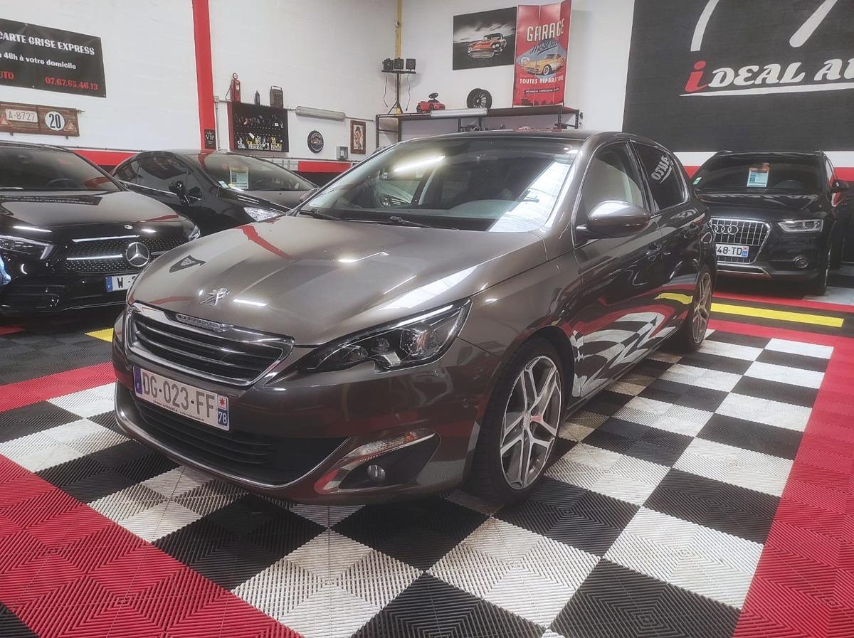 Peugeot 308 2.0 BlueHDi 150ch Féline BVM6
