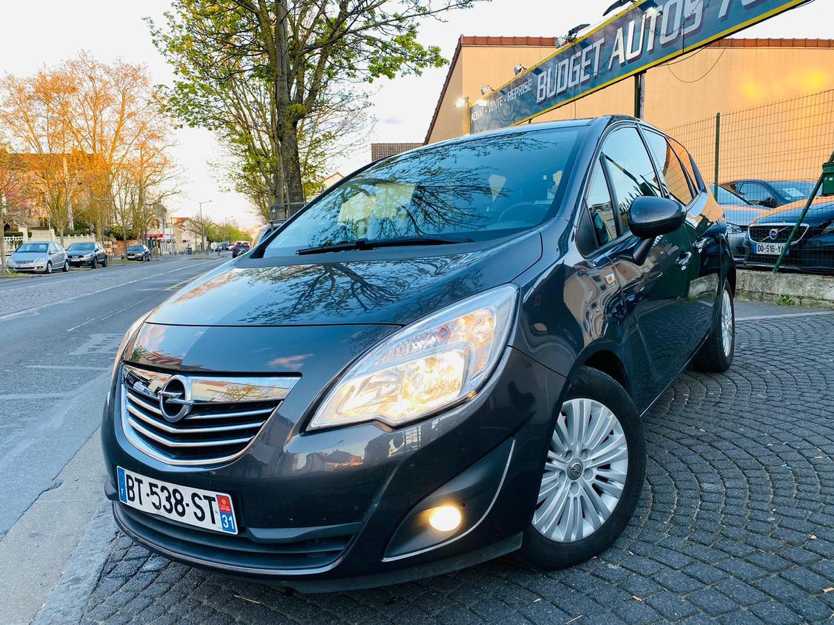 Opel Meriva II 1.7 CDTI 110 CONNECT GPS EET 4XCB