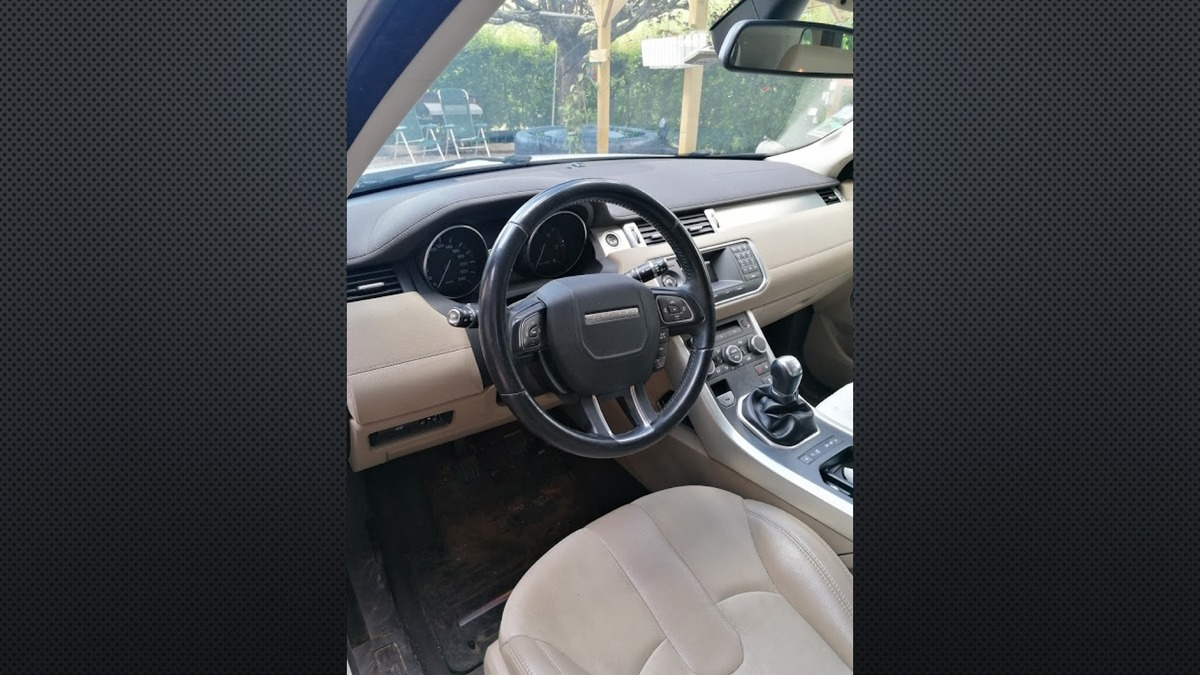 Land Rover Evoque (2) TD4 150 ch PURE 4*4 f