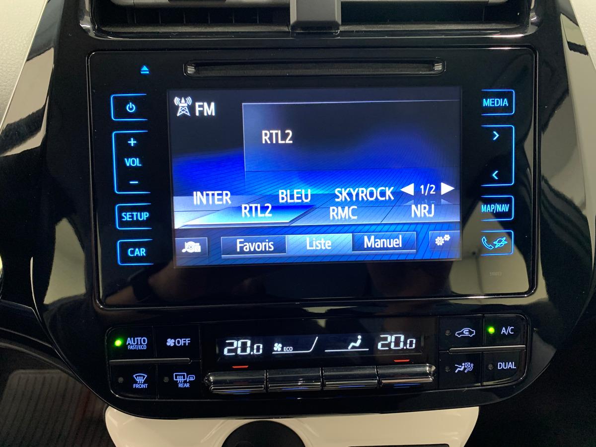 Toyota Prius 1.8 122h Dynamic