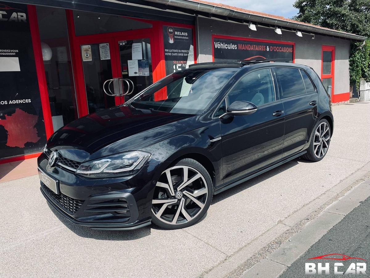 Volkswagen Golf 2.0 tdi bluemotion 184ch