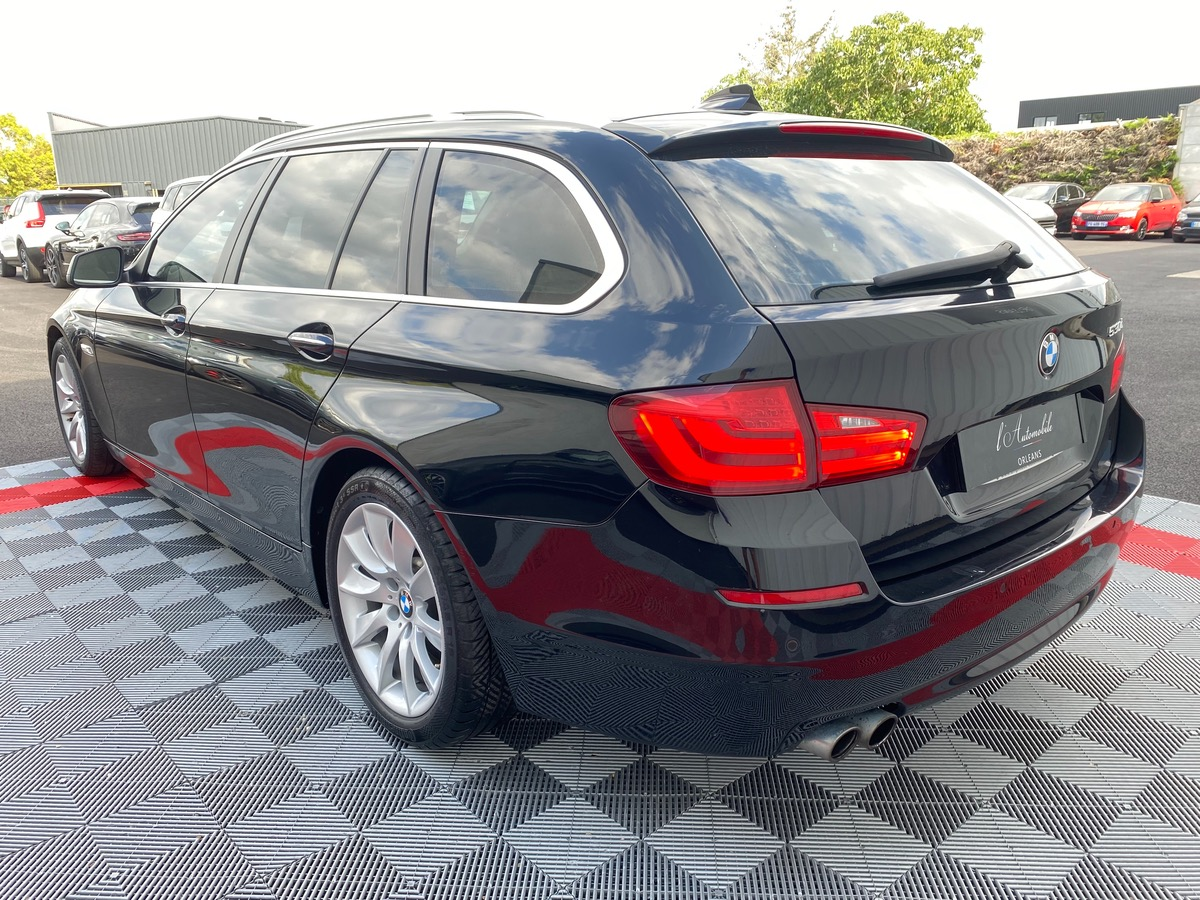Bmw Serie 5 530d TOURING EXCLUSIVE CAM/HUD/TO a