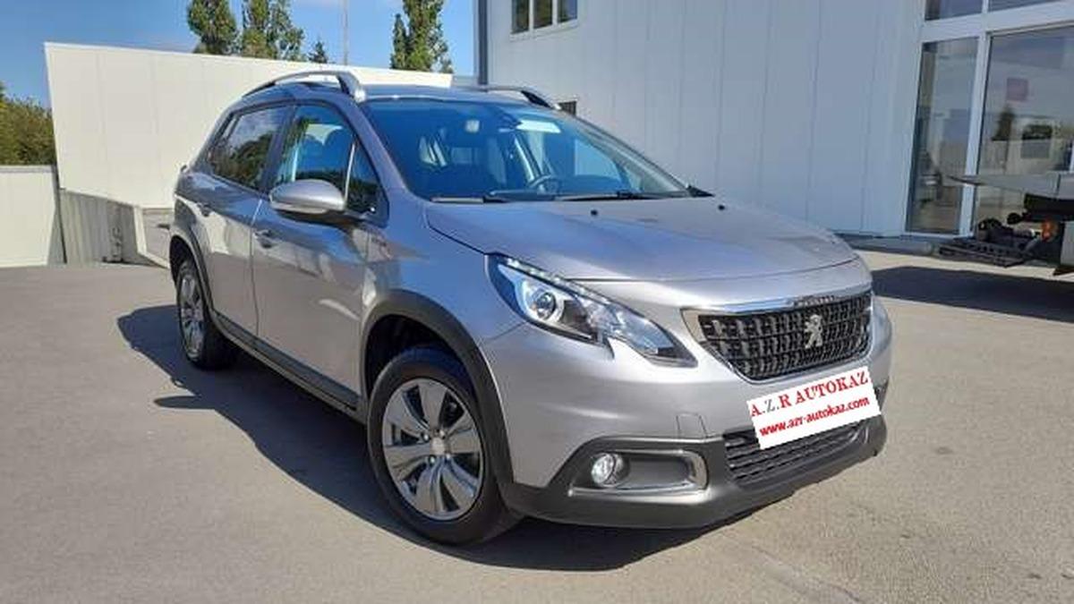 Peugeot 2008 1.5 BlueHDi Signature S