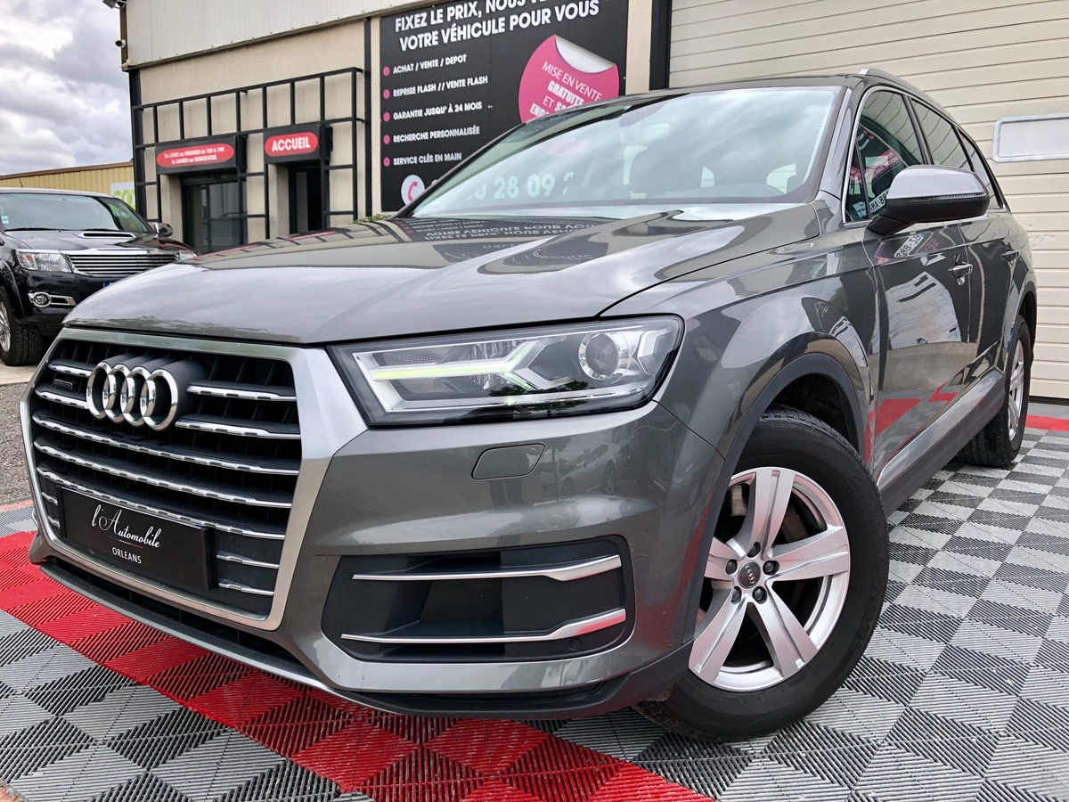 Audi Q7 3.0 TDI 272 AMBITION LUXE 7 PLACES oo