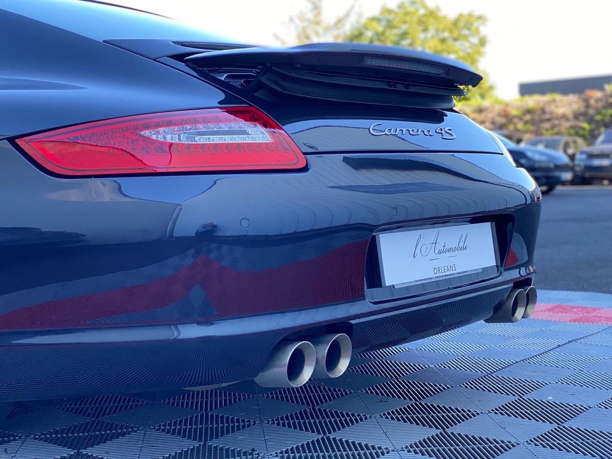 Porsche 911 997 Carrera 4S 3.8 355cv TO Scart Bose