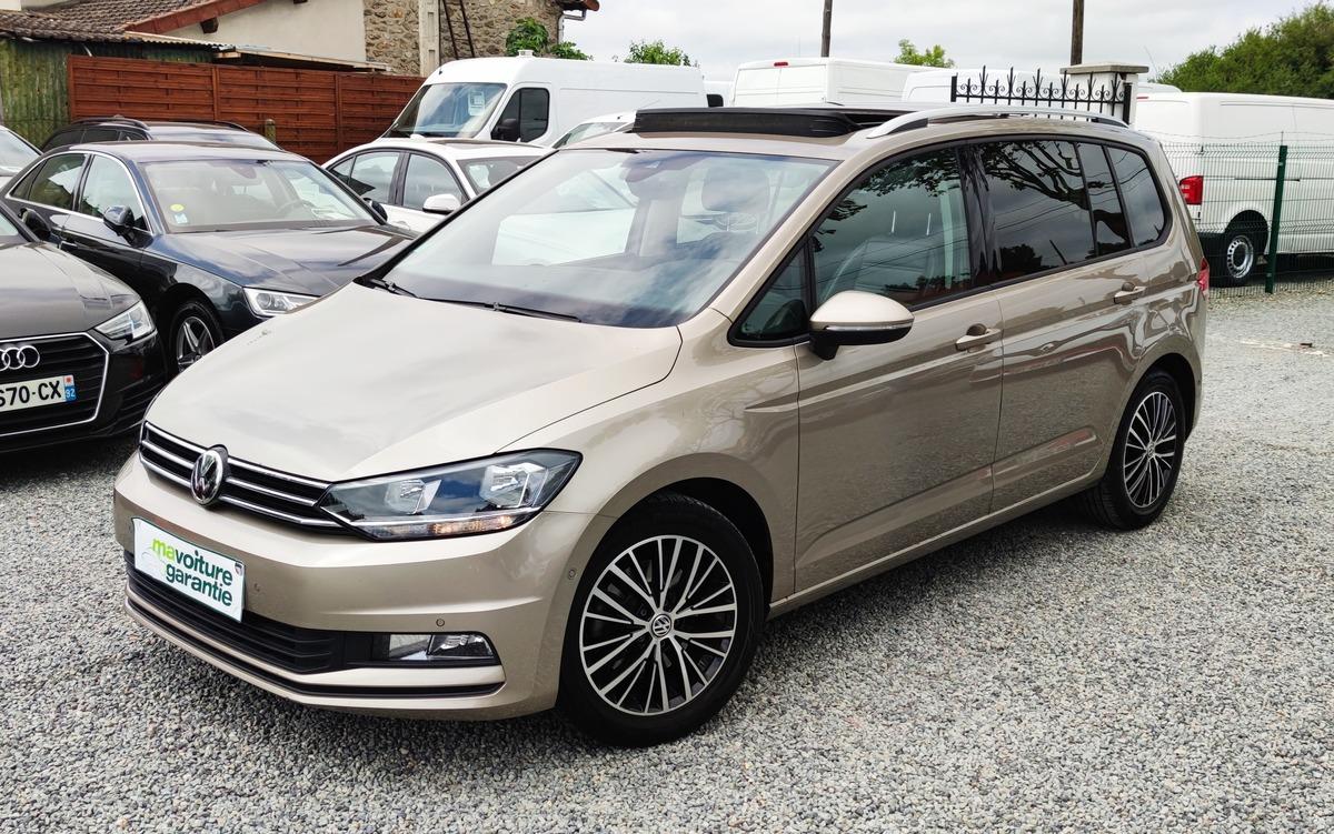 Volkswagen Touran 2.0 tdi 150 carat dsg6 a