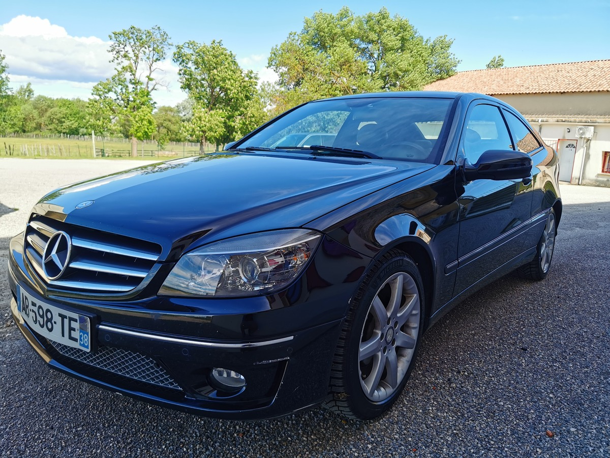 Mercedes Classe Clc 200 version sport avantgarde
