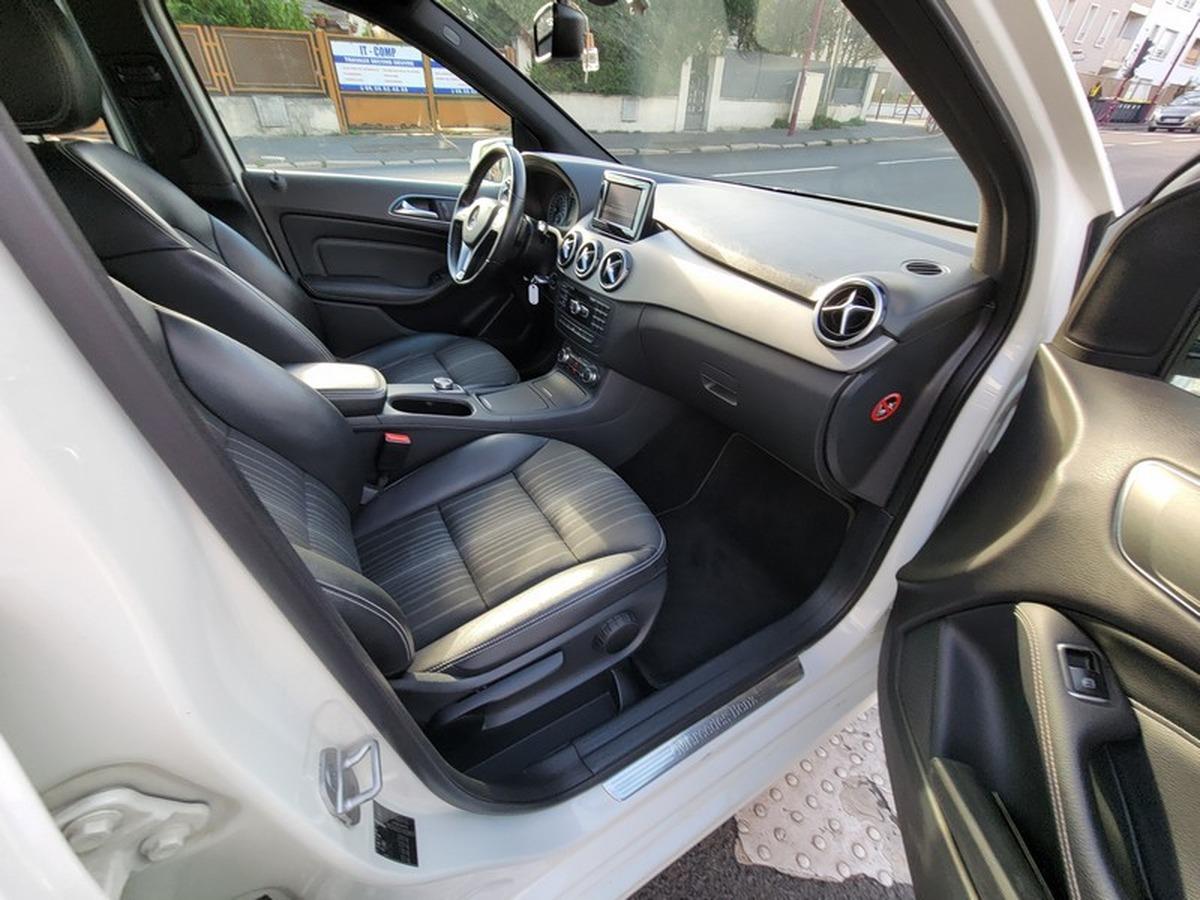 Mercedes Classe B 180 CDI BVA sport 7G-DCT