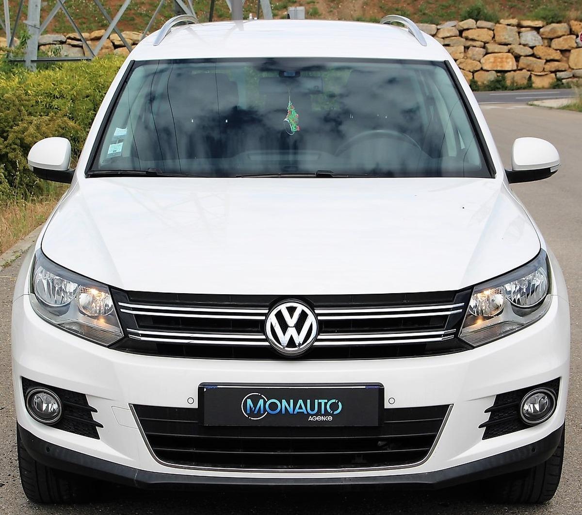 Volkswagen Tiguan 2.0 TDI SPORTLINE 140 ch
