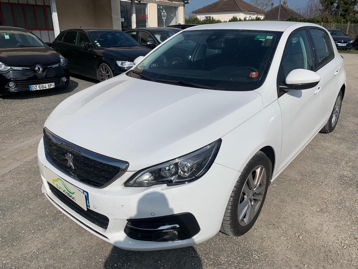 Peugeot 308 1.6 BlueHDI 120 Business 1ere Main