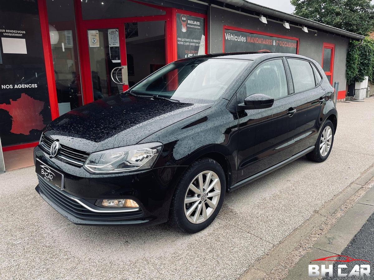 Volkswagen Polo 1.2 tsi bluemotion - 90cv Lounge