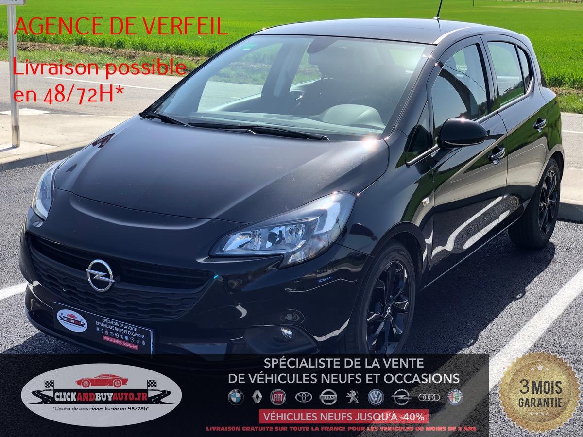 Opel Corsa 1,4 Color Black Edition 90ch