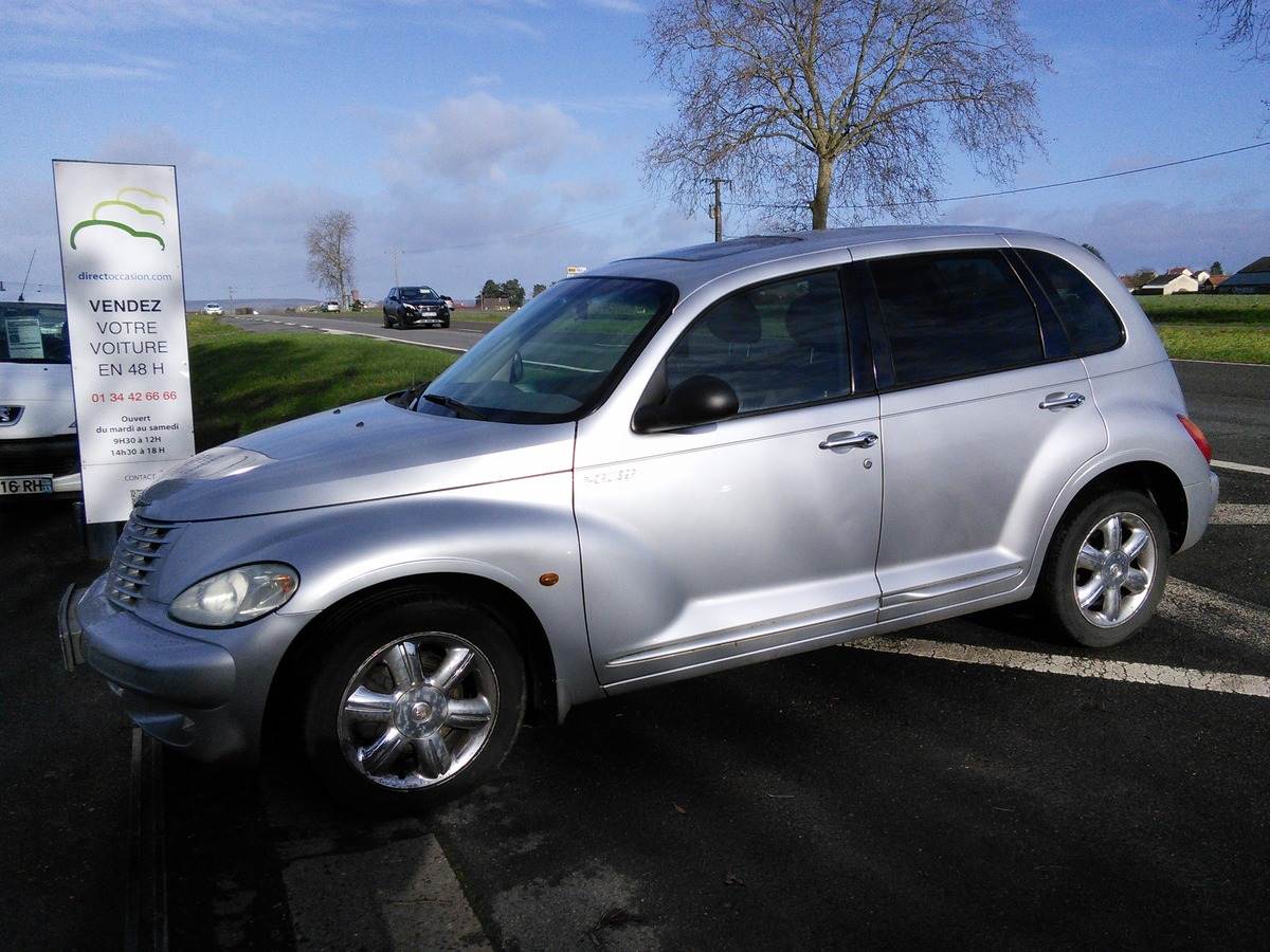 Chrysler Pt Cruiser 2.0 i 141 CV 166144km