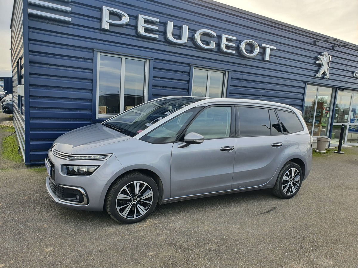 Citroen Grand C4 Picasso 2 BLUEHDI 150 S&S EXCLUSI