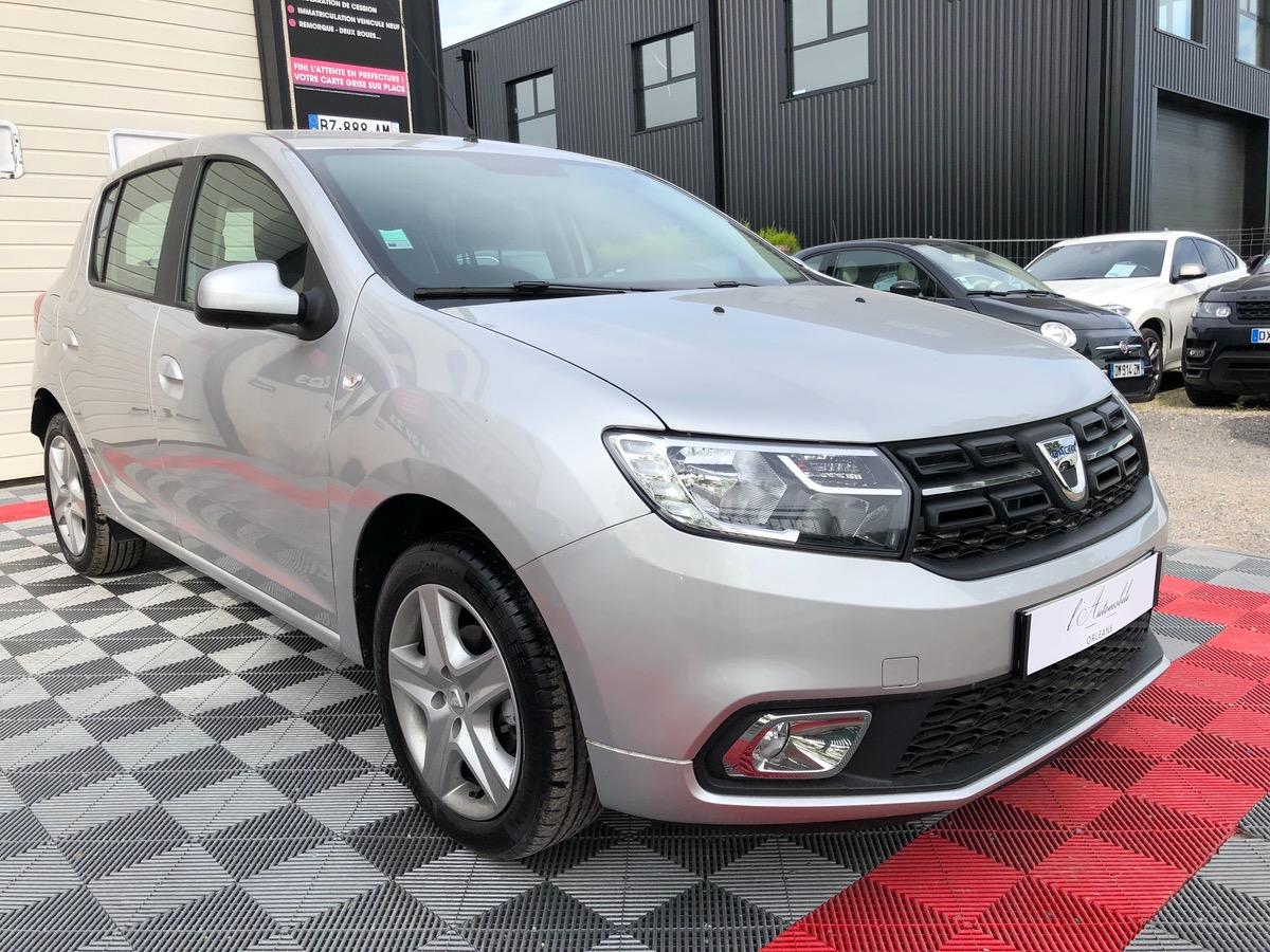 Dacia Sandero Lauréate TCE 90ch BVA neuve ! L