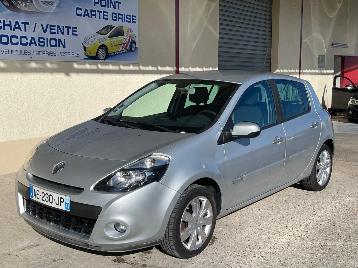 Renault Clio 1.5 dci - 85 EXCEPTION