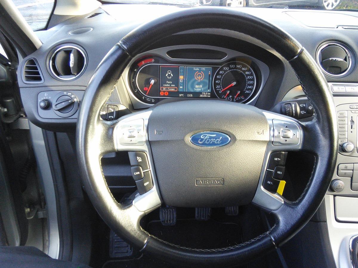Ford S-max 2.0 TDI 140 7PL TITANIUM 281496km