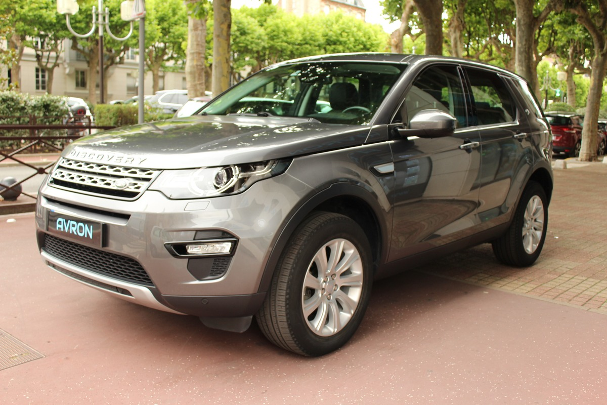 Land Rover Discovery Sport 2.0 TD4 150 HSE 4WD 7pl