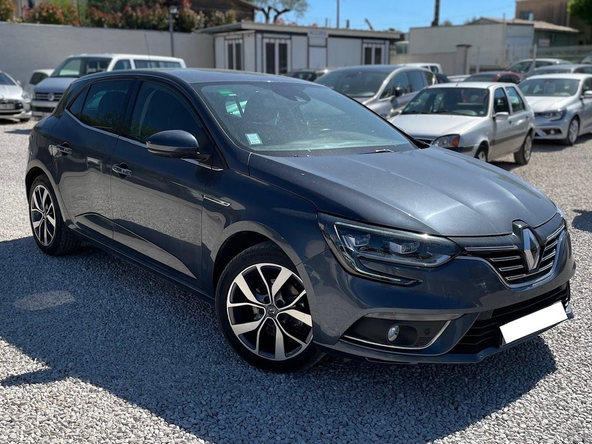Renault Megane IV 4 TCE 130 cv INTENS 2018