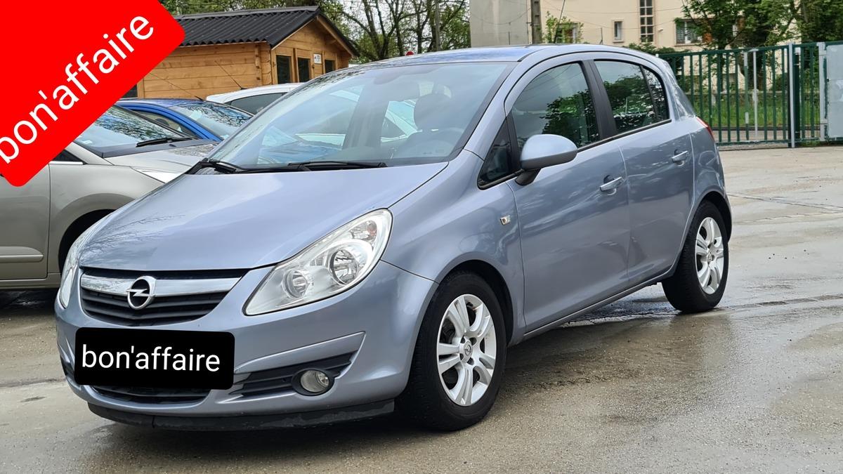 Opel Corsa 1.3 cdti  95 ecoflex clim 5portes 2010