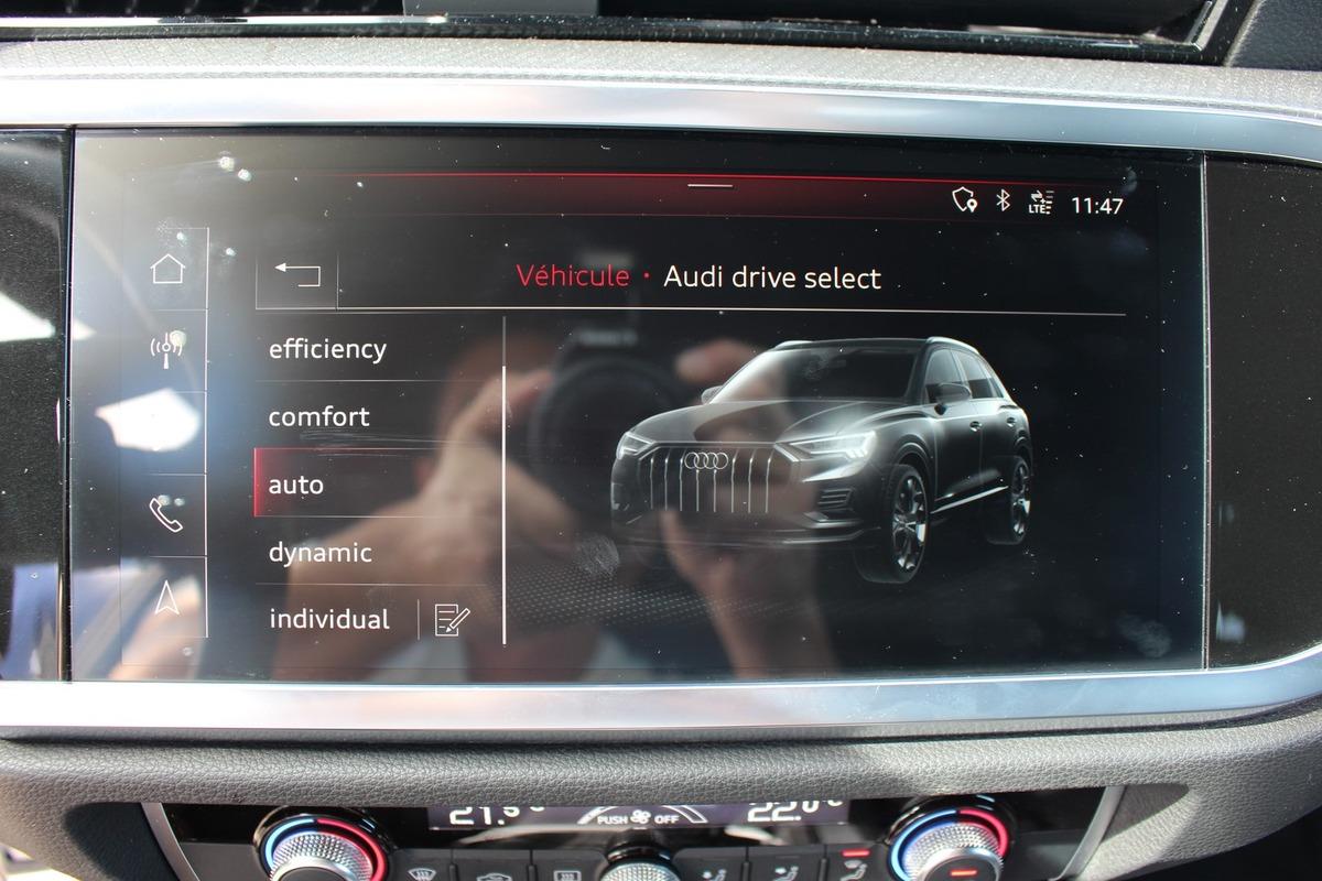 Audi Q3 35 TFSI 7 S TRONIC S LINE 150 cv