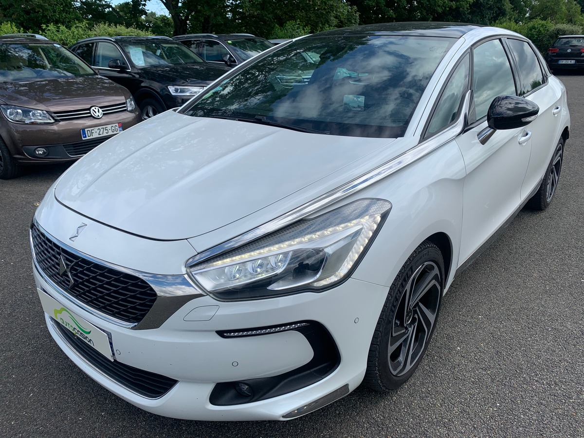 Ds ds5 2.0 BlueHDI 180 Sport Chic