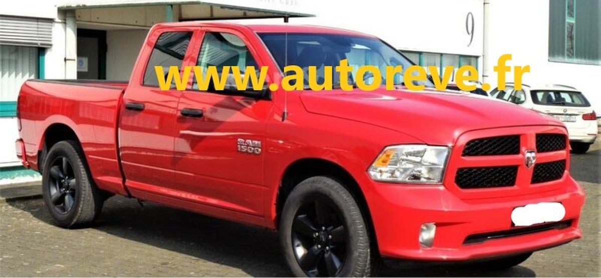 Dodge Ram 1500 3,6l V6 - Quad Cab - 6 places