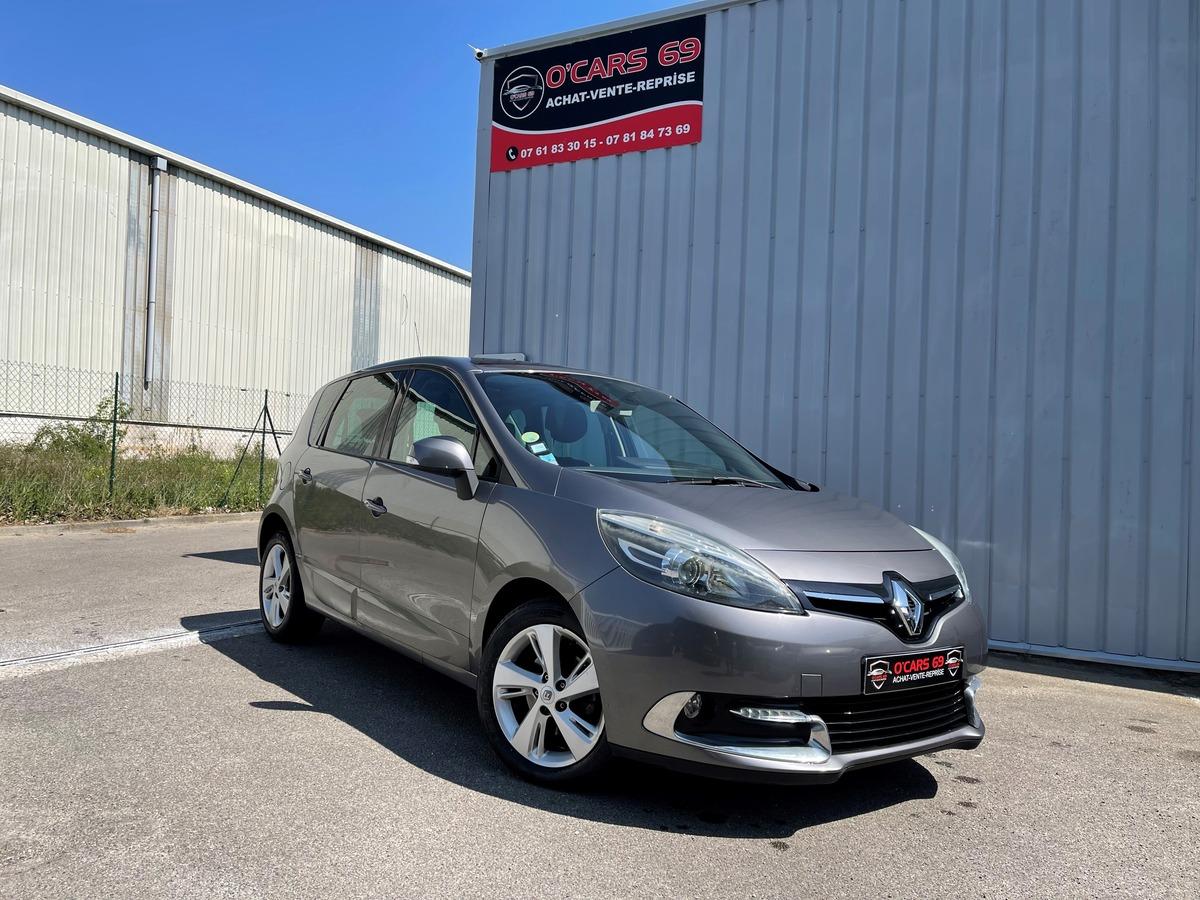 Renault Scenic 1.5dci Dynamique 110cv toit pano