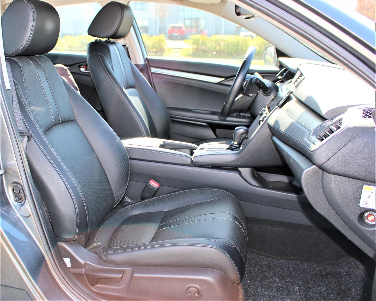 Honda Civic 1.5 i-VTEC Turbo EXCLUSIVE CVT 182 cv