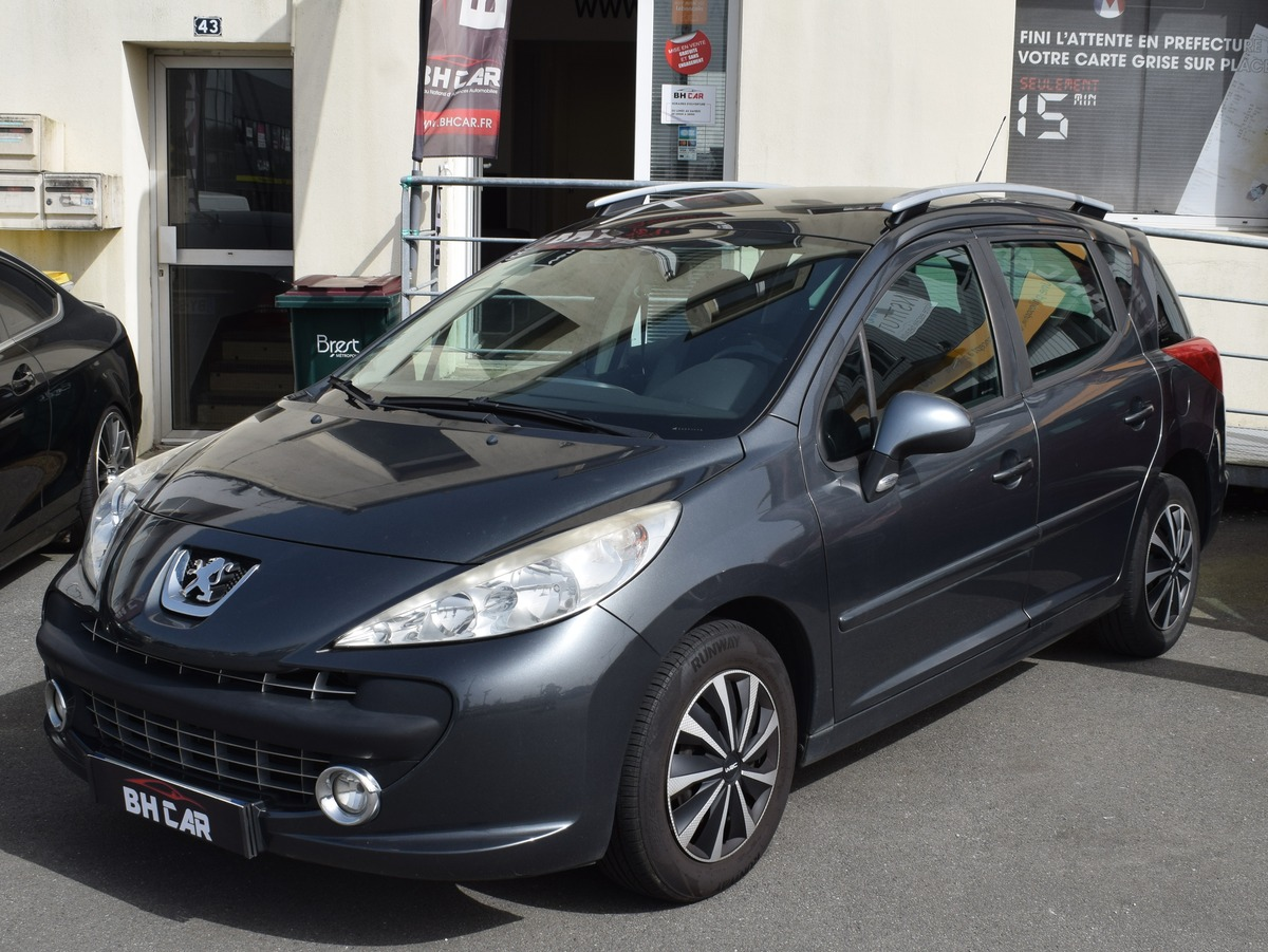 Peugeot 207 SW 1.6 hdi 90ch Premium BVM