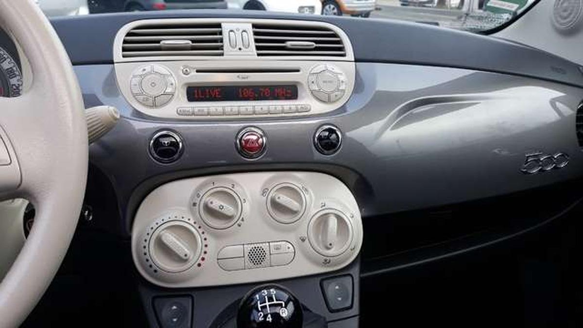Fiat 500 1.2i SPORT AZRautokaz 62