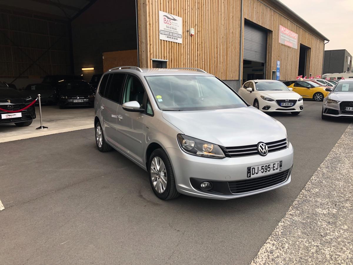 Volkswagen Touran 2.0L TDI 140 / 7 PLACES / FR