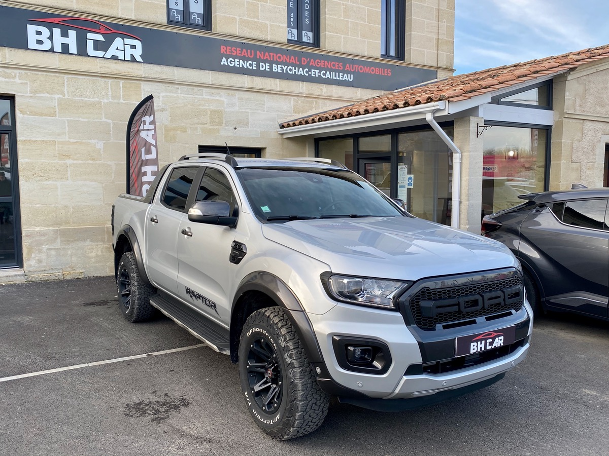 Ford Ranger 213CH Double Cabine /4 PLACES TVA+CTTE