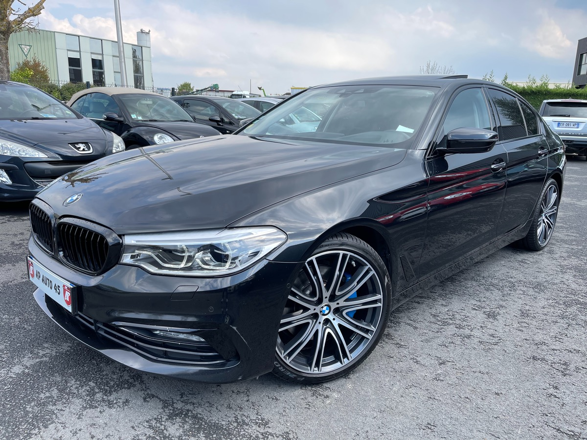 Bmw Serie 5 530D 265Ch PACK SPORT FULL OPTIONS