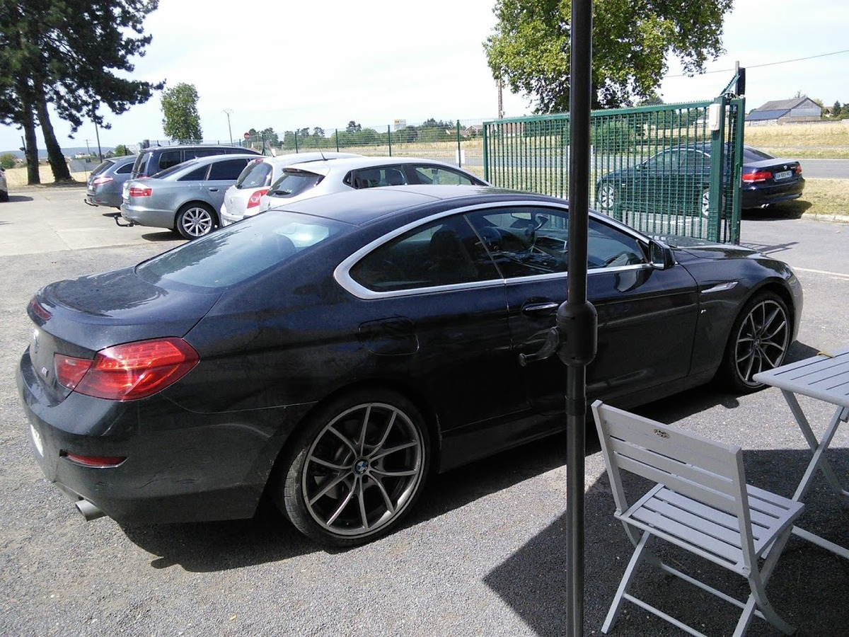 Bmw Serie 6 640D XDRIVE 3.0 313 EXCLUSIVE 18508km