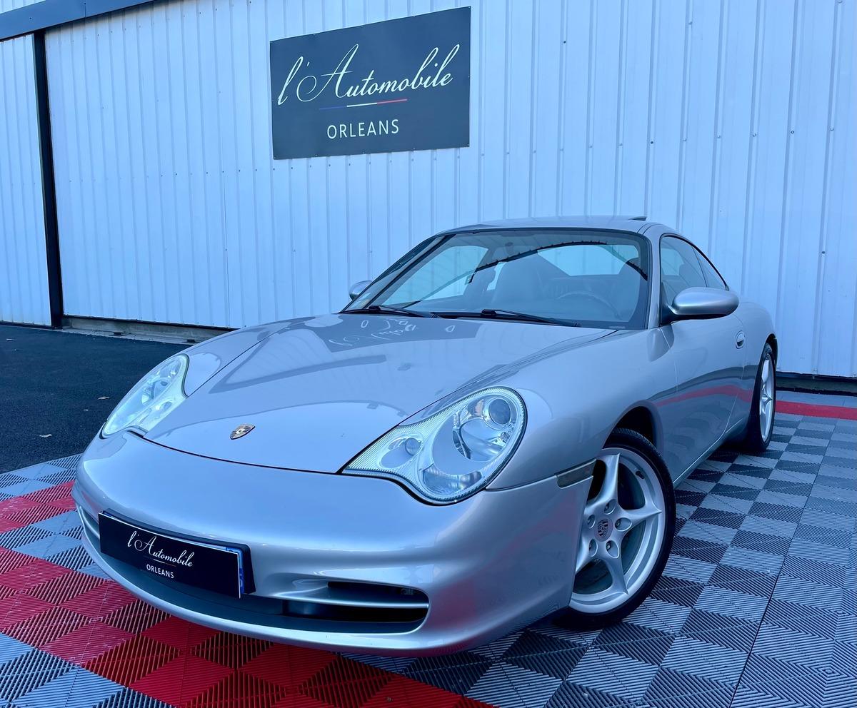 Porsche 911 996 (2) 3.6 Carrera 320 TO Bose FR
