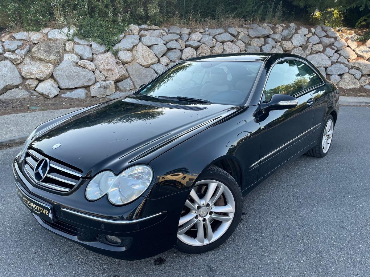 Mercedes Classe Clk coupé 320 CDI BVA AVANTGARDE