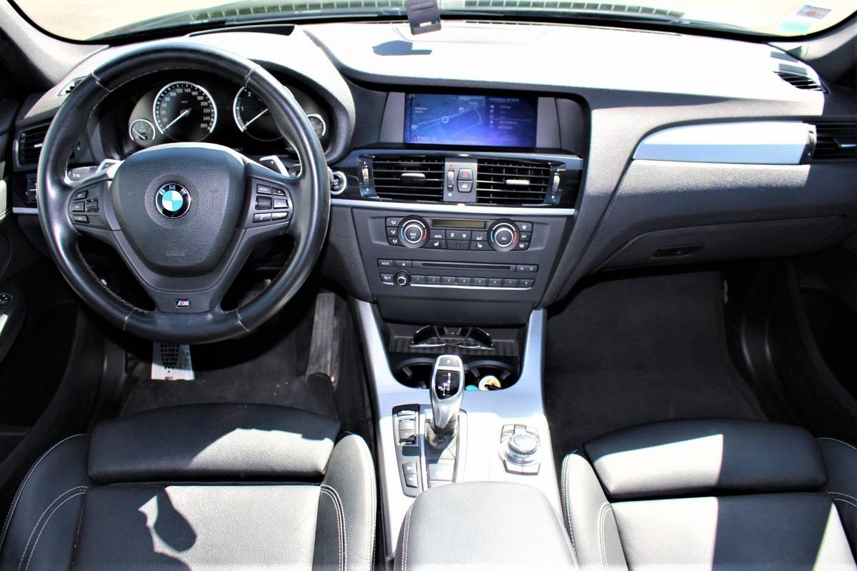 Bmw X3 F25 35D 3.0  X-DRIVE PACK M 313cv