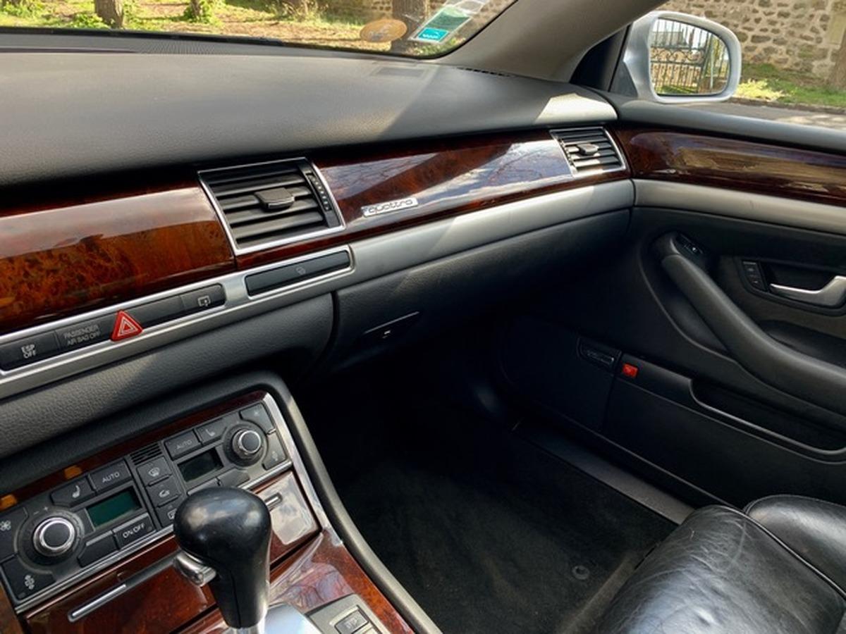Audi A8 V6 3.0 TDI FAP QUATTRO PACK AVUS 228108km