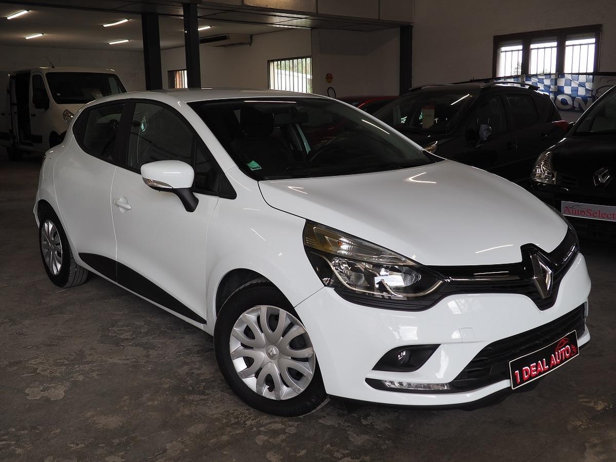 Renault Clio IV DCI 75 SOCIETE GPS 2 PL 98783KM