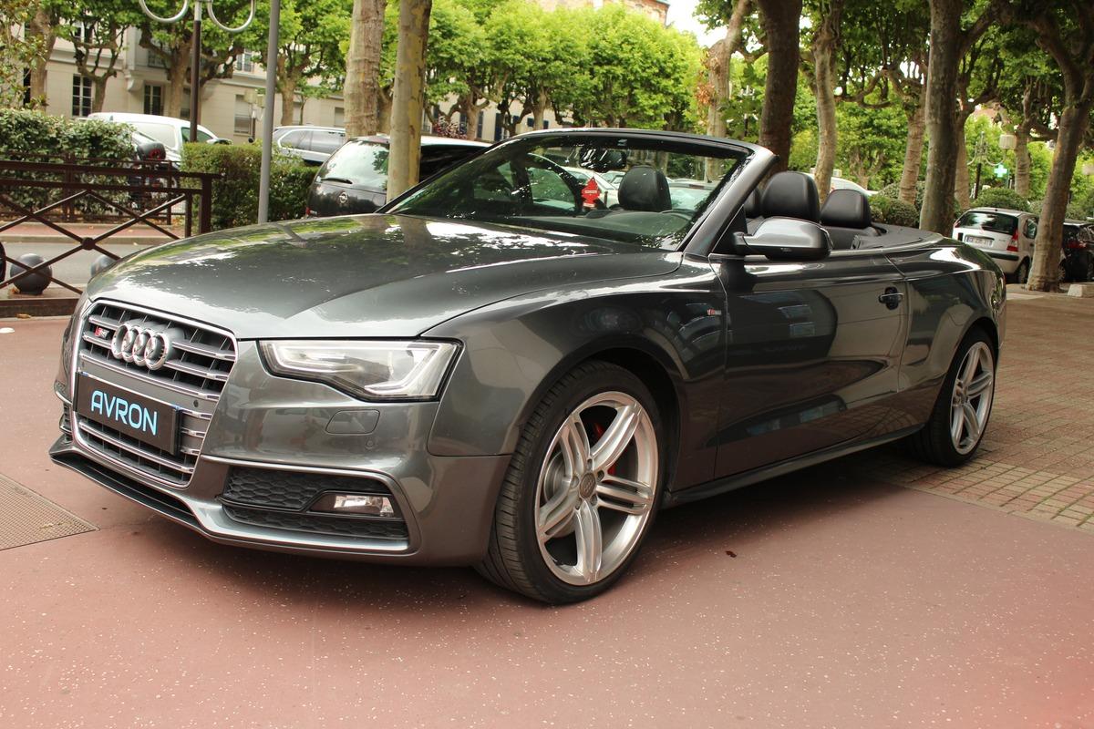 Audi A5 cabriolet 3.0 V6  204 MILTITRONIC