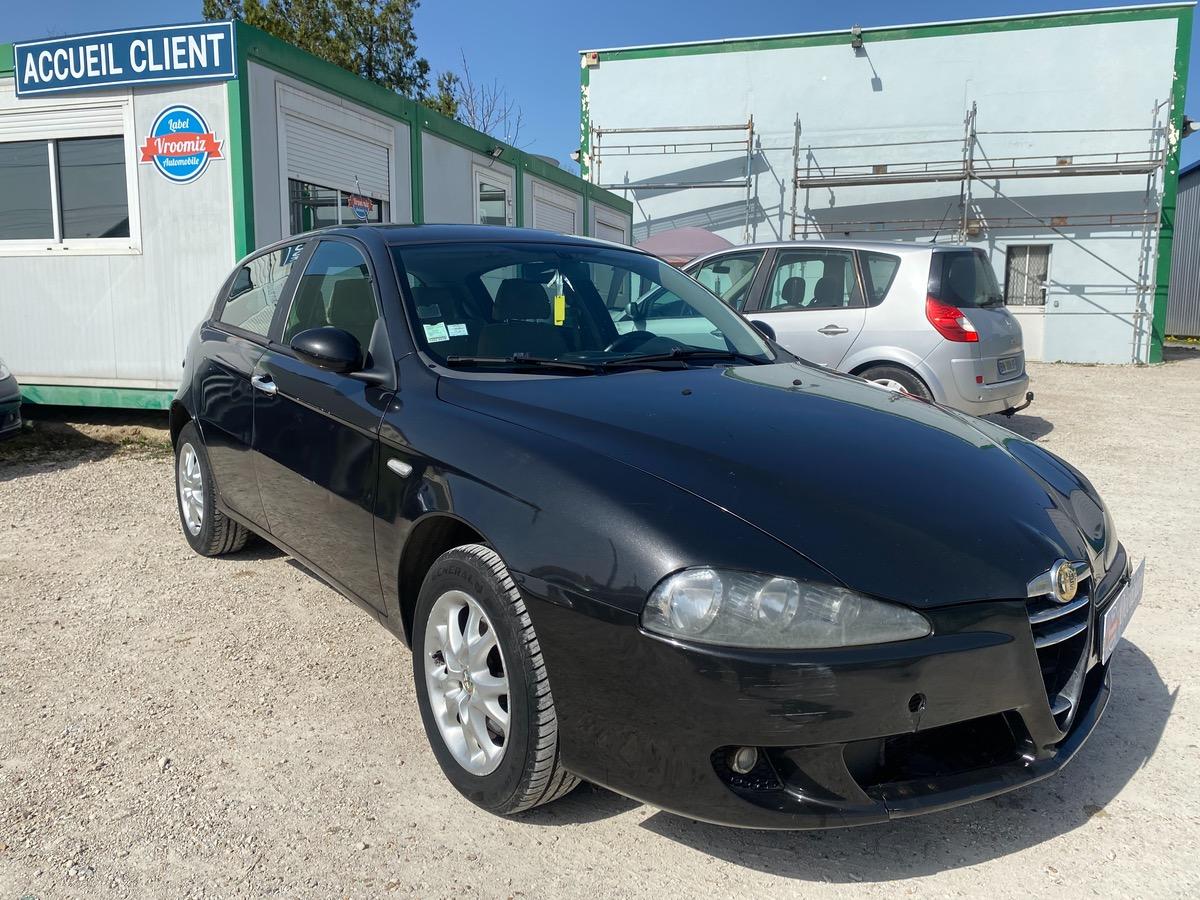Alfa Romeo 147 1.9 JTD M-JET garantie