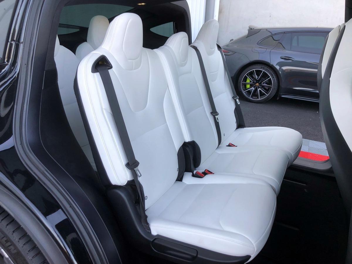 Tesla Model X P100DL DUAL MOTOR PERFORMANCE 7PL